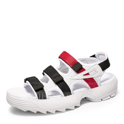 Men's Cloth Mesh Casual Men's Sandals