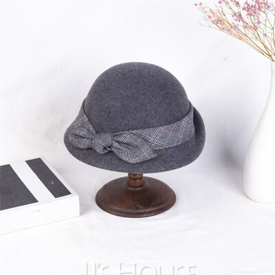 Ladies' Elegant/Unique Wool With Bowknot