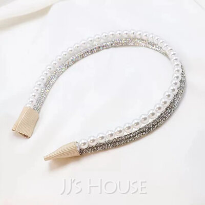 Ladies Fashion Alloy Tiaras/Headbands
