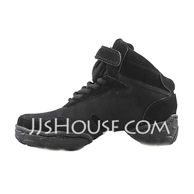 Women's Men's Unisex Canvas Sneakers Practice Dance Shoes
