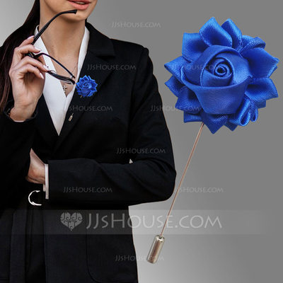 Special Satin Boutonniere (Sold in a single piece) -