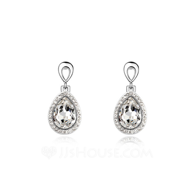 Charming Alloy Ladies' Earrings