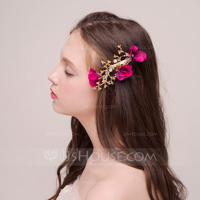 Beautiful Alloy/Silver Plated/Gold Plated Hairpins