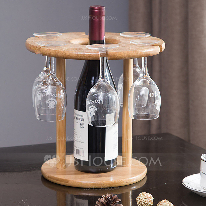 Outstanding Wine Rack Wooden Simple Elegant Table Centerpieces 128198725 Home Interior And Landscaping Elinuenasavecom