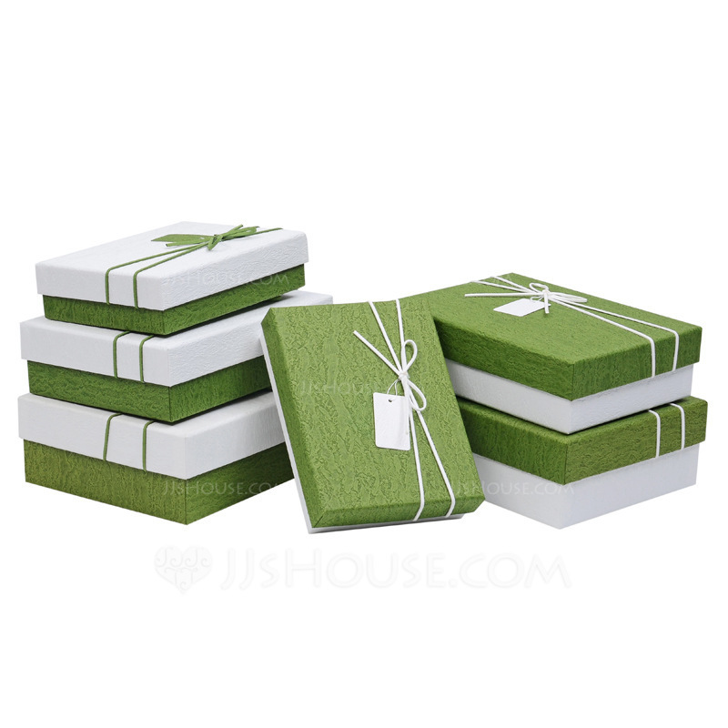 Bridesmaid Gifts - Attractive Paper Gift Box/Bag (Set of 3). Loading zoom  sc 1 st  JJu0027s House & Bridesmaid Gifts - Attractive Paper Gift Box/Bag (Set of 3 ...