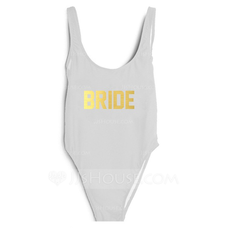 Bride Gifts - Sexy Polyester Cotton One-piece
