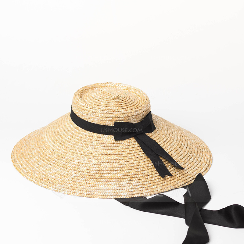 Ladies' Special/Vintage Rattan Straw Straw Hats/Kentucky Derby Hats