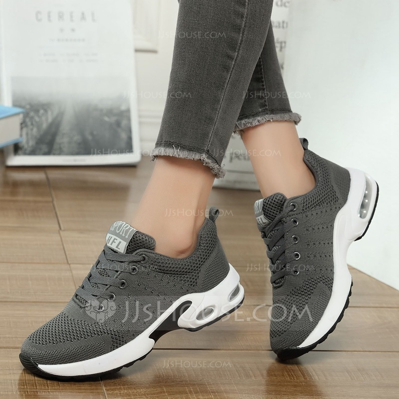 Women's Fabric Sneakers Sneakers Dance Shoes
