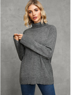 layered look sweater dress