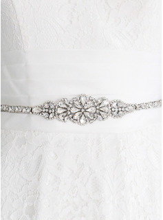 jeweled wedding dress belts