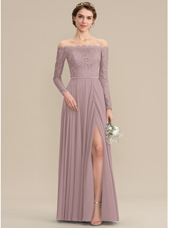 one sleeve formal dress
