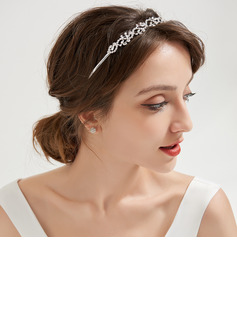Elegant Alloy Tiaras/Headbands (Sold in single piece)