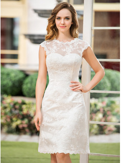 chic wedding dresses for women