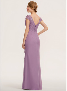 mermaid maid of honor dresses