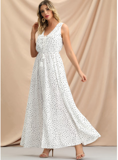 white high low beach dress