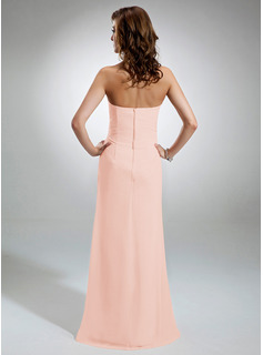 chiffon convertible bridesmaid dresses