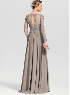 long sleeve lace dress prom