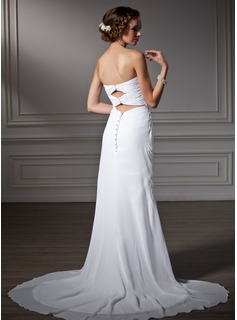 after party reception wedding dress