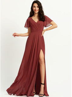 long black maxi cocktail dress