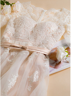 little wedding dresses
