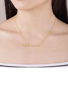 necklace for one shoulder gown