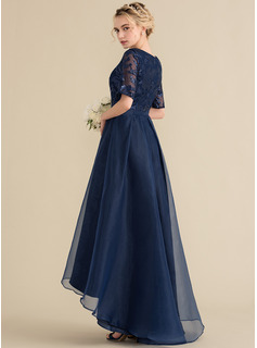 blue special occasion women's dresses