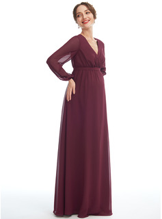 plus size long flowing dresses