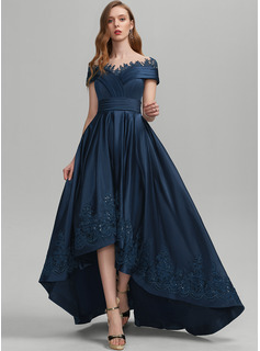 blue evening dress maxi