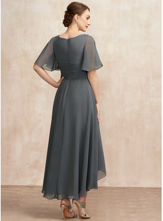 evening maxi dress long sleeve