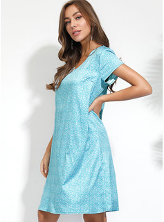 turquoise lace dress with belt