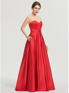 womens classic red dress