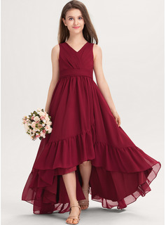 dress red for woman