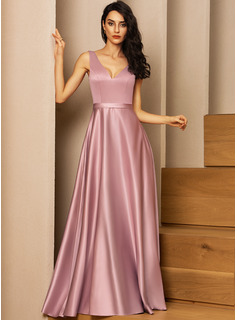purple chiffon dress long