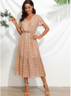 vintage country style dresses