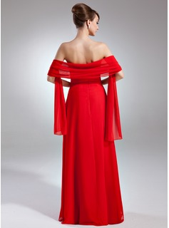 formal gown wrap maxi dress