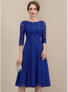 special occasion short dresses blue