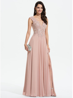 back cowl neck evening dresses