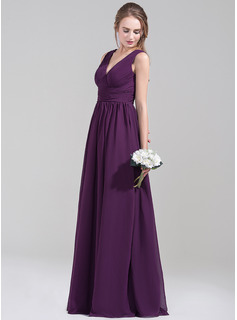 short grey chiffon bridesmaid dresses