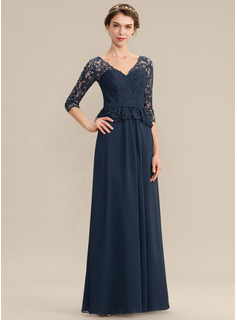 navy blue flowy dress