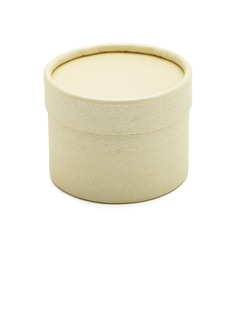 Simple Cylinder Favor Boxes (Set of 12)