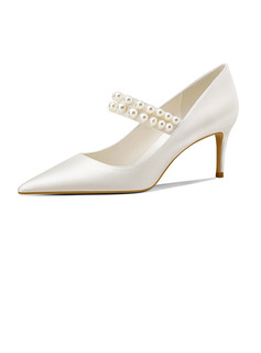 Kvinnor Stilettklack Pumps skor