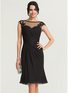 long black fitted strapless dress