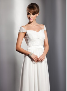 decent bridal train dresses