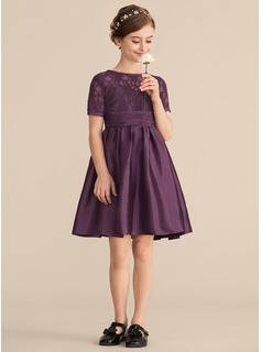 purple ball gown bridesmaid dresses