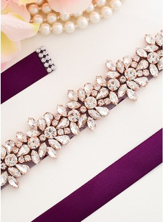 wedding dress jeweled belt