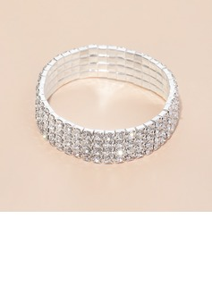 Brillant Alliage/Strass Dames Parures