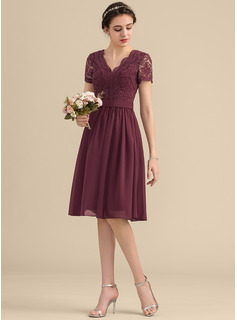 vintage style purple bridesmaid dresses