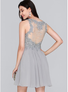 blue black backless prom dress