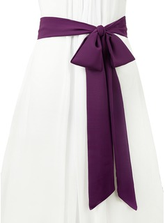 bow wedding dress sash