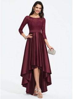 short burgundy formal dresses